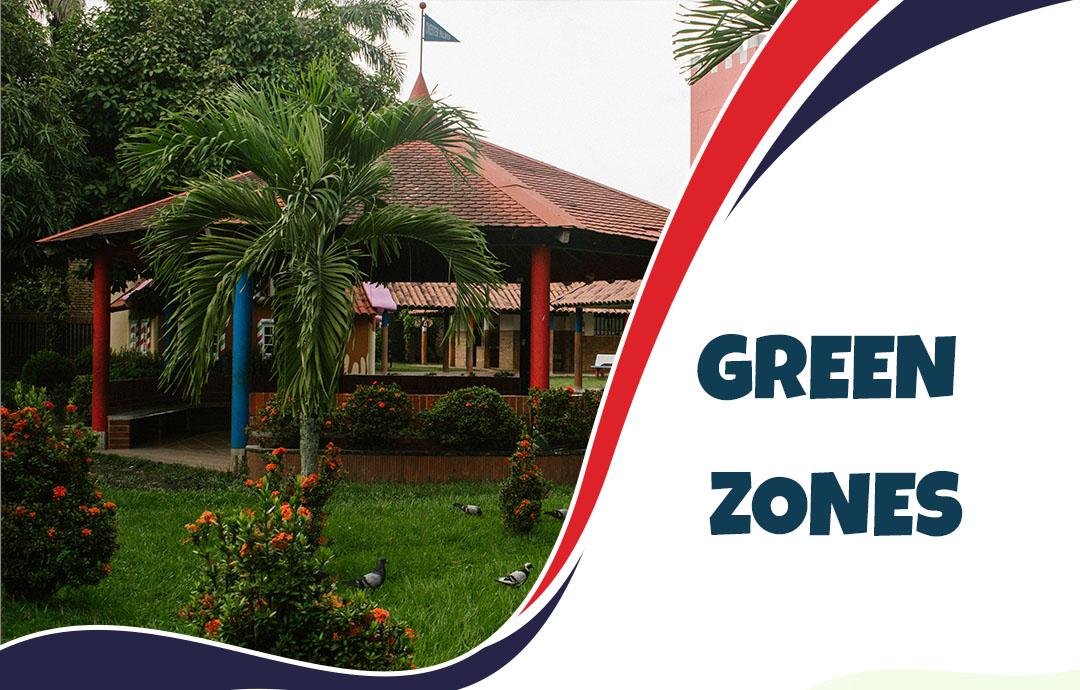 zonas verdes